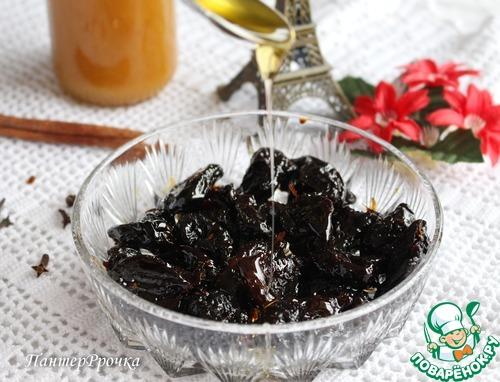 Как приготовить Маринованный чернослив вкусный рецепт с фотографиями #5