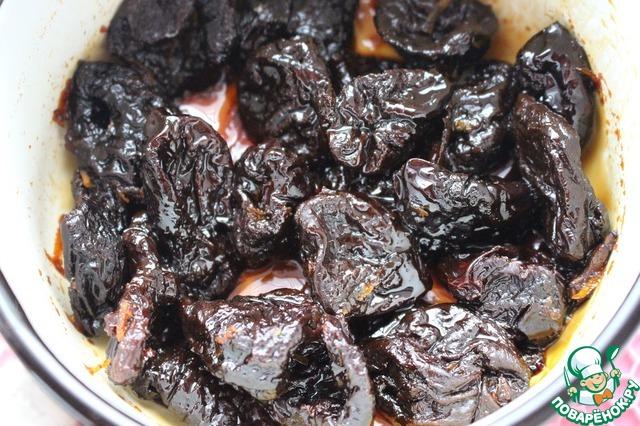 Как приготовить Маринованный чернослив вкусный рецепт с фотографиями #3