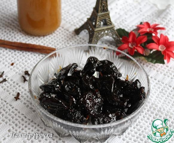 Как приготовить Маринованный чернослив вкусный рецепт с фотографиями #4