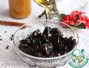 Рецепт Маринованный чернослив