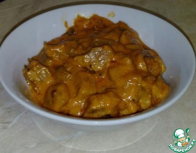 мясо свинины рецепты с фото приготовление