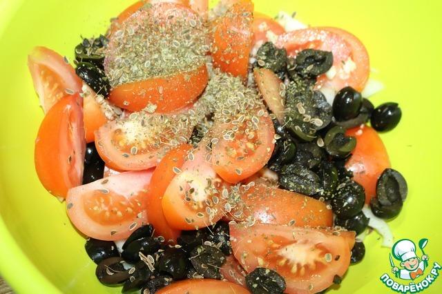 Запечённая курица по-провански вкусный пошаговый рецепт с фото как приготовить #4