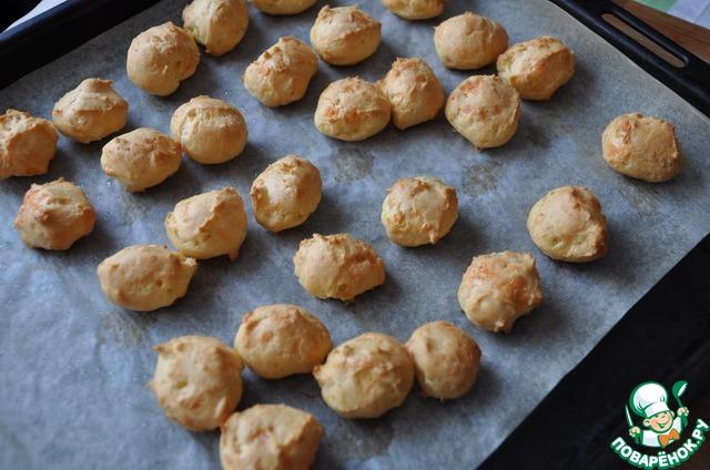 Домашний рецепт приготовления с фотографиями Гужеры с паприкой и чесноком #9