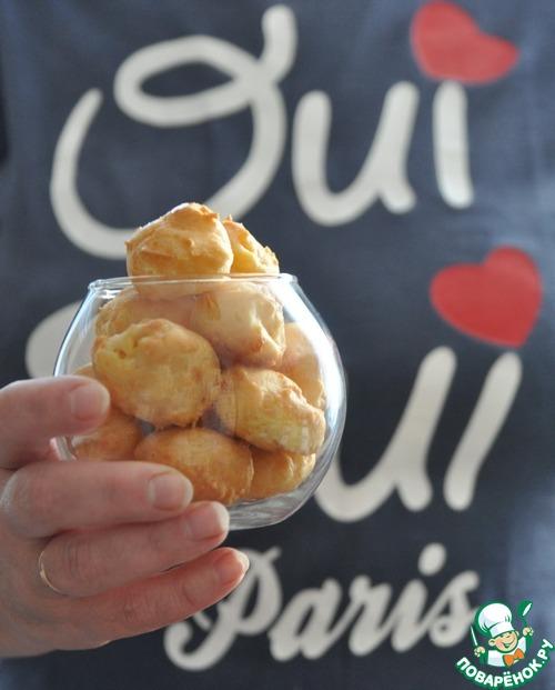 Домашний рецепт приготовления с фотографиями Гужеры с паприкой и чесноком #13