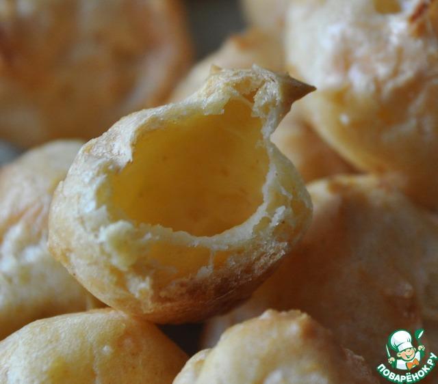 Домашний рецепт приготовления с фотографиями Гужеры с паприкой и чесноком #10