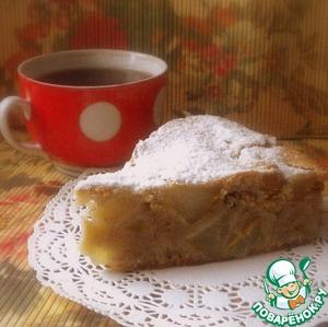 Рецепт Ароматный грушевый кекс
