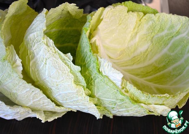 Голубцы из Прованса домашний пошаговый рецепт приготовления с фото как приготовить #1
