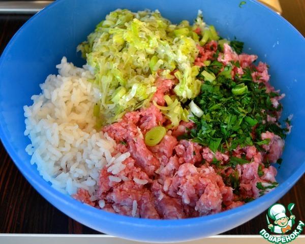 Голубцы из Прованса домашний пошаговый рецепт приготовления с фото как приготовить #4