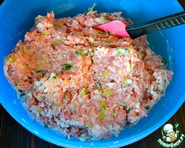 Голубцы из Прованса домашний пошаговый рецепт приготовления с фото как приготовить #5