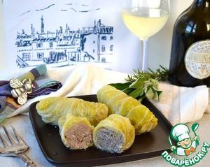 Рецепт Голубцы из Прованса