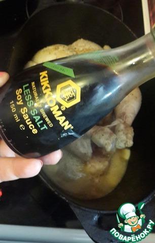 Жареные блюда из филе индейки
