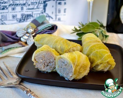 Голубцы из Прованса домашний пошаговый рецепт приготовления с фото как приготовить #11