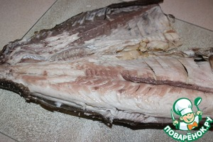 Рецепт: Рыба, запеченная в соли