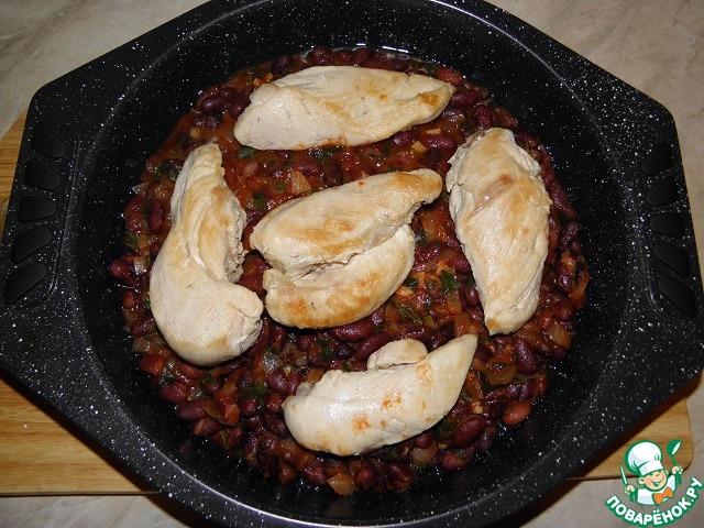 Мясо в духовке рецепты курятина