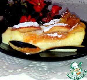 Рецепт Нежный яблочный пирог