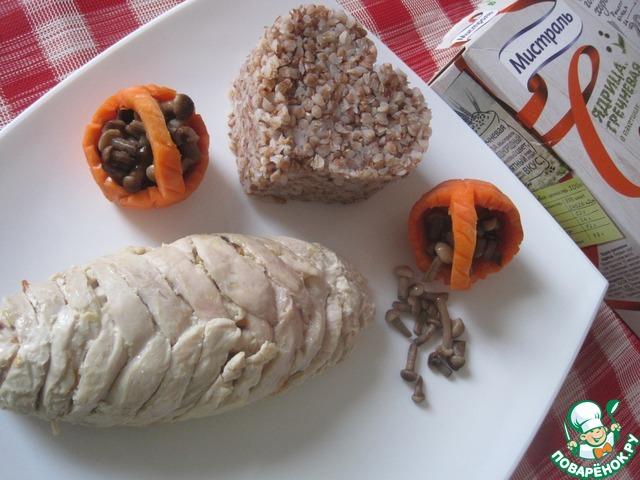 Как приготовить Плетенка из мяса простой рецепт с фото пошагово #13