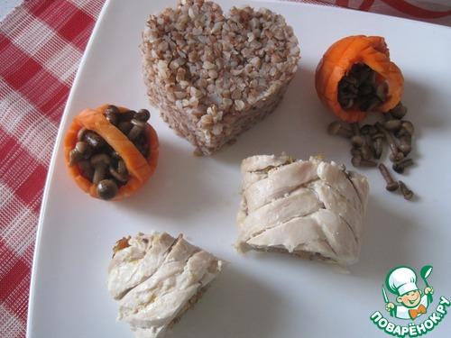Как приготовить Плетенка из мяса простой рецепт с фото пошагово #17