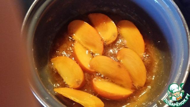 Как готовить Пирог с хурмой домашний рецепт приготовления с фотографиями #3