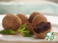 Французские трюфели классические ингредиенты