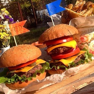 Чизбургеры с картофелем по-деревенски вкусный пошаговый рецепт с фотографиями как приготовить