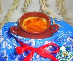 Рыбно-тыквенный жульен рецепт с фото как приготовить