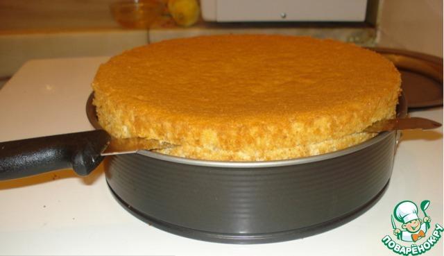 Рецепт шифонового бисквита с фото