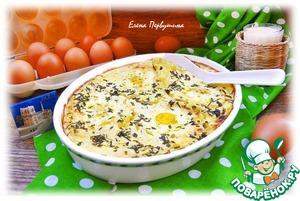 Рецепт Яйца Пармантье