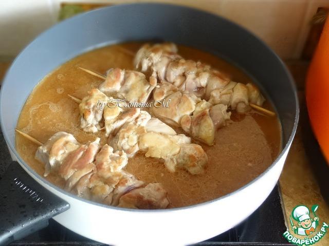 Рецепт подливы из курицы с пошаговым фото