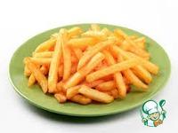 """Секреты приготовления картошки """"фри"""""""