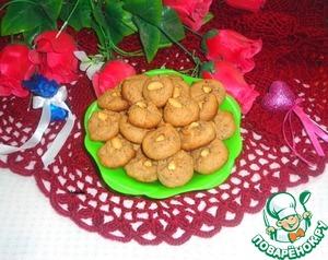 Рецепт Арахисовые шукеты