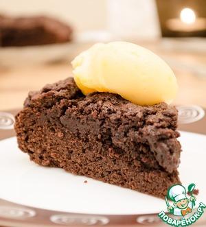 Рецепт Шоколадный торт по рецепту бабушки Ивонн