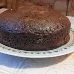 """""""Ленивый"""" шоколадный пирог"""