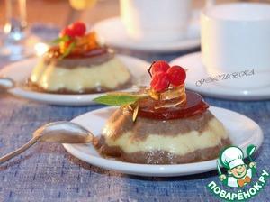 Рецепт Крем-брюле с карамелью
