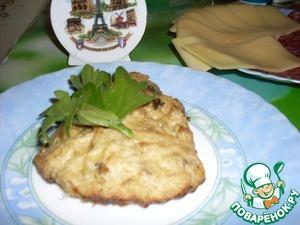 Рецепт Рыба по-парижски