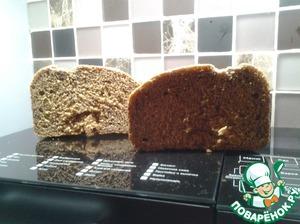 Рецепт Ржаной хлеб для хлебопечки
