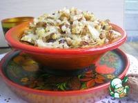 Гречневая каша с орехами ингредиенты
