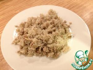 Рецепт Рис с фаршем по-восточному