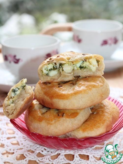 вкусные булочки на кефире рецепт с фото