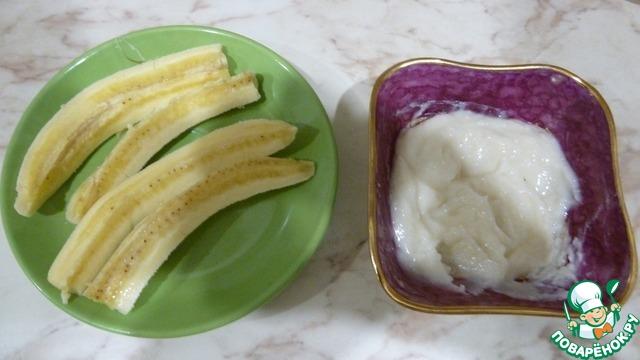 Простой рецепт пирога со сливой и яблоками