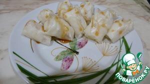 Рецепт Самые легкие и вкусные сладкие роллы