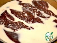 Говяжья печень по-особому ингредиенты