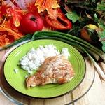Филе рыбы в картофельно-сырном кляре