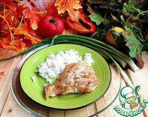 Рецепт Филе рыбы в картофельно-сырном кляре