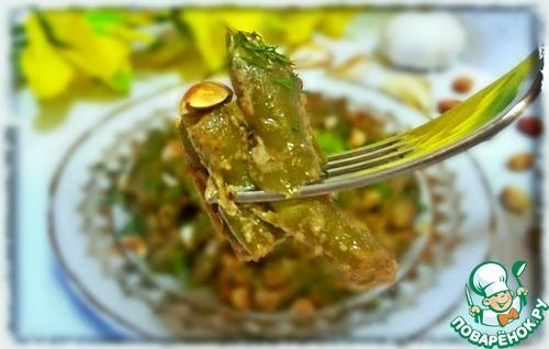 стручковая фасоль рецепты приготовления с фото пошагово с мясом