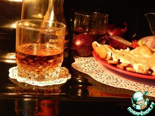 Луковый десерт
