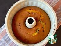 Ванильный кекс с кусочками шоколада ингредиенты