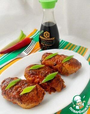 Рецепт Грибные голубцы в куриной оболочке
