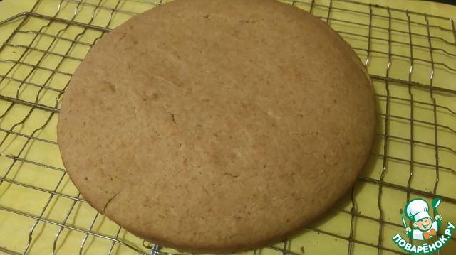 Как приготовить Тыквенный торт с ромовым кремом домашний пошаговый рецепт с фотографиями #5