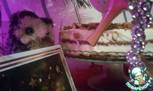 Как приготовить Тыквенный торт с ромовым кремом домашний пошаговый рецепт с фотографиями #12