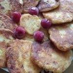 Творожно-тыквенные сырники за 15 минут
